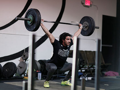 Online Weightlifting Program